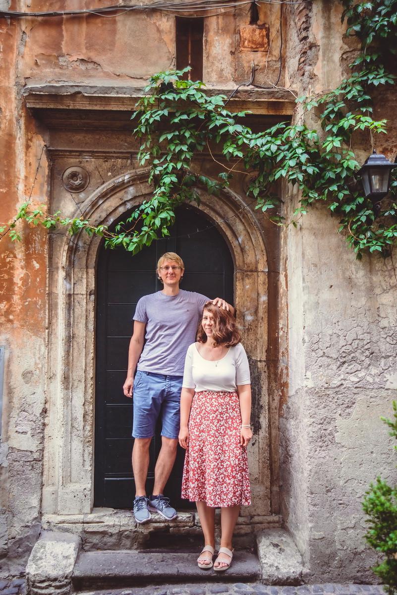 love story фотосесссия в Риме от русскоговорящего фотографа в Италии