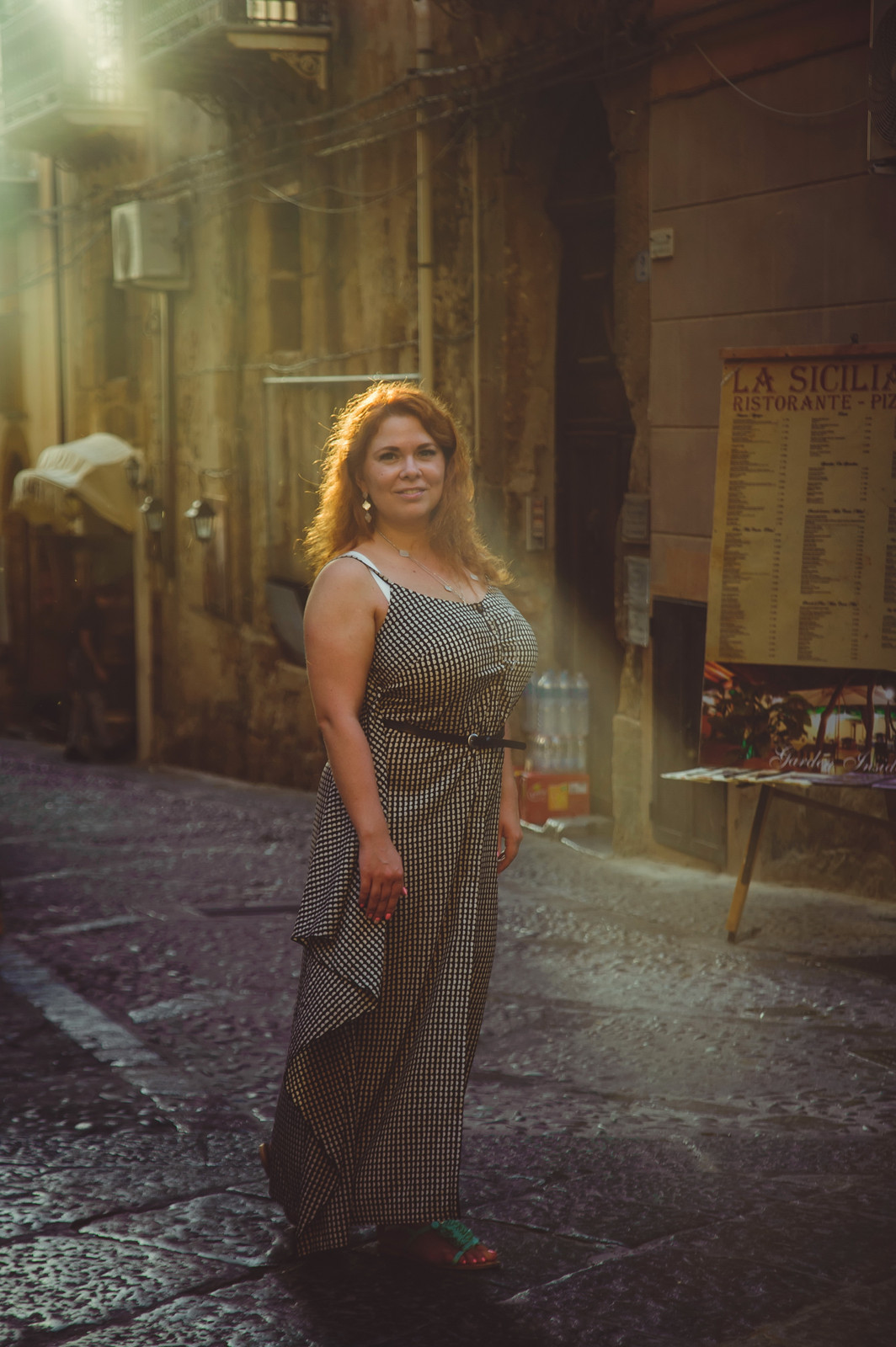 Sicilia Model Nude Photos 84