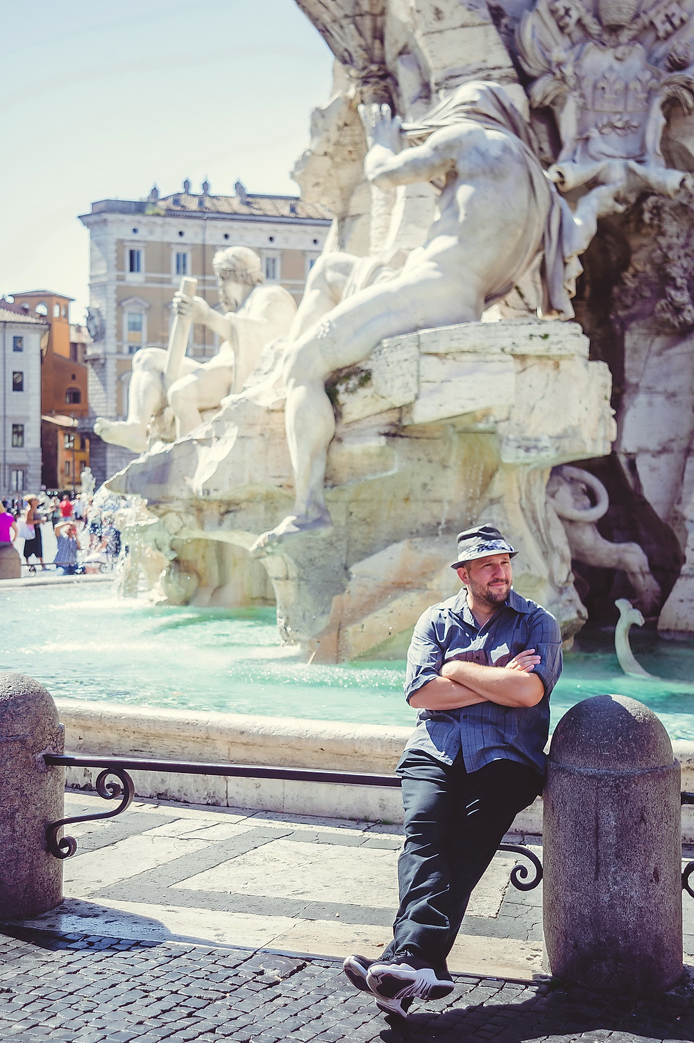 servizio fotografico di coppia a Roma