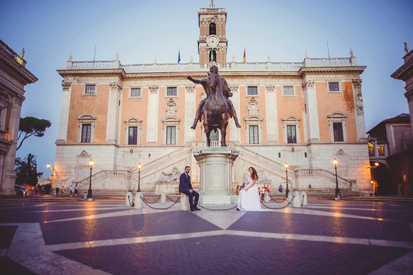 A Berber wedding in Rome