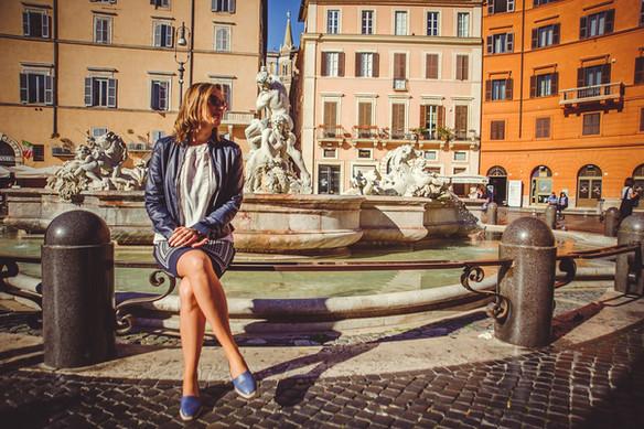 Юлия - девушка, которая заставила биться чаще сердца итальянских мужчин. К счастью, дорожно-транспор