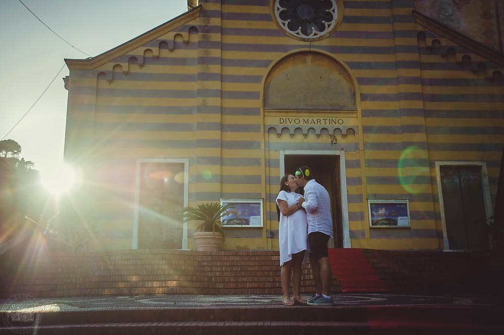 photo shoot in Portofino, servizio premaman a Portofino, фотосессия в Портофино