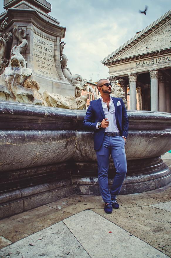 Fashion in Rome
