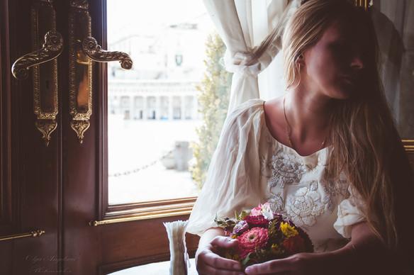 Romantic mornings in Naples.
