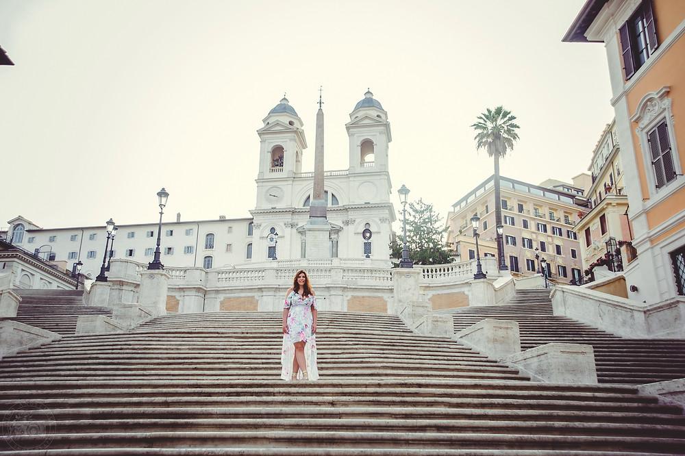 photo shoot in Rome, фотосессия в Риме