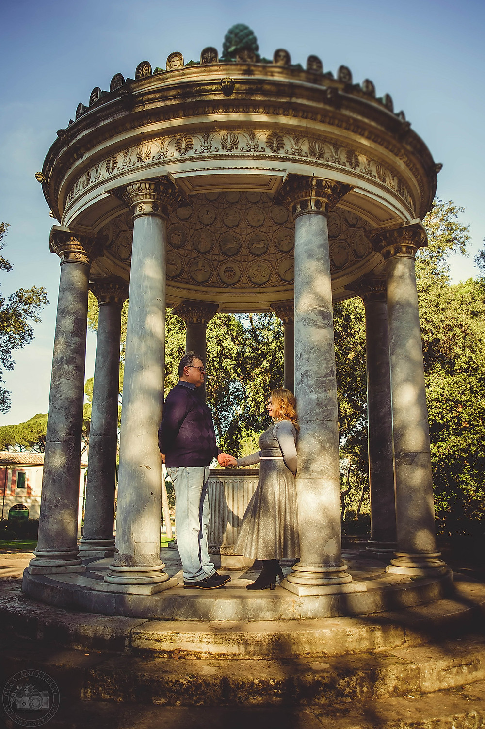 family shooting in Rome, семейная фотосессия в Риме