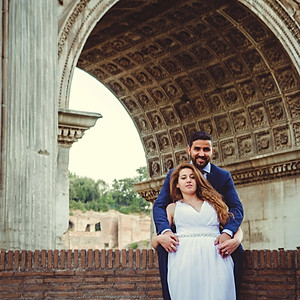 Berber wedding in Rome