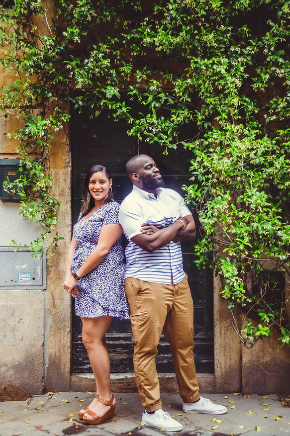 Secrets of organizing a love story photo shoot