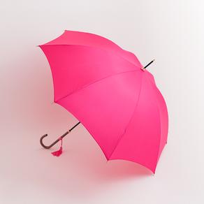 梅雨本番にはビビッドな長傘がお勧め!