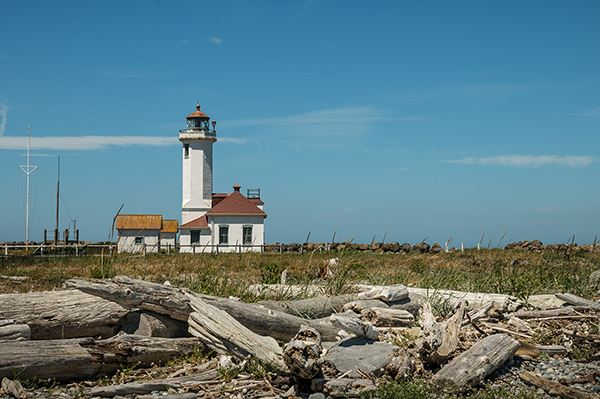Fort Worden Historic State Park Lighthouse