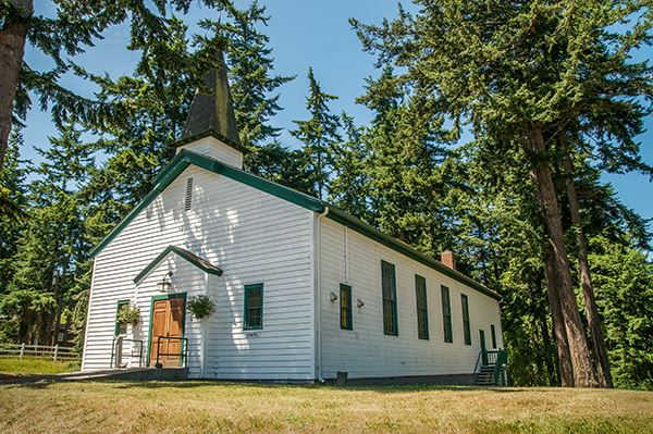 Fort Worden State Park Post Chapel