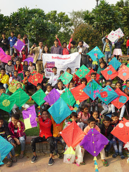 Kite  Making and Flying Event
