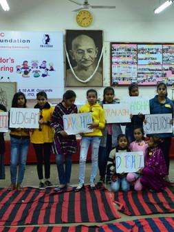 Child Ambassadors Workshop