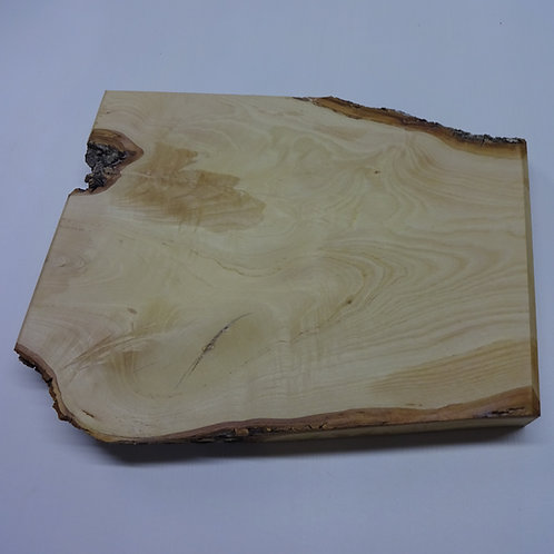 Cutting Board: Live Edge Ash