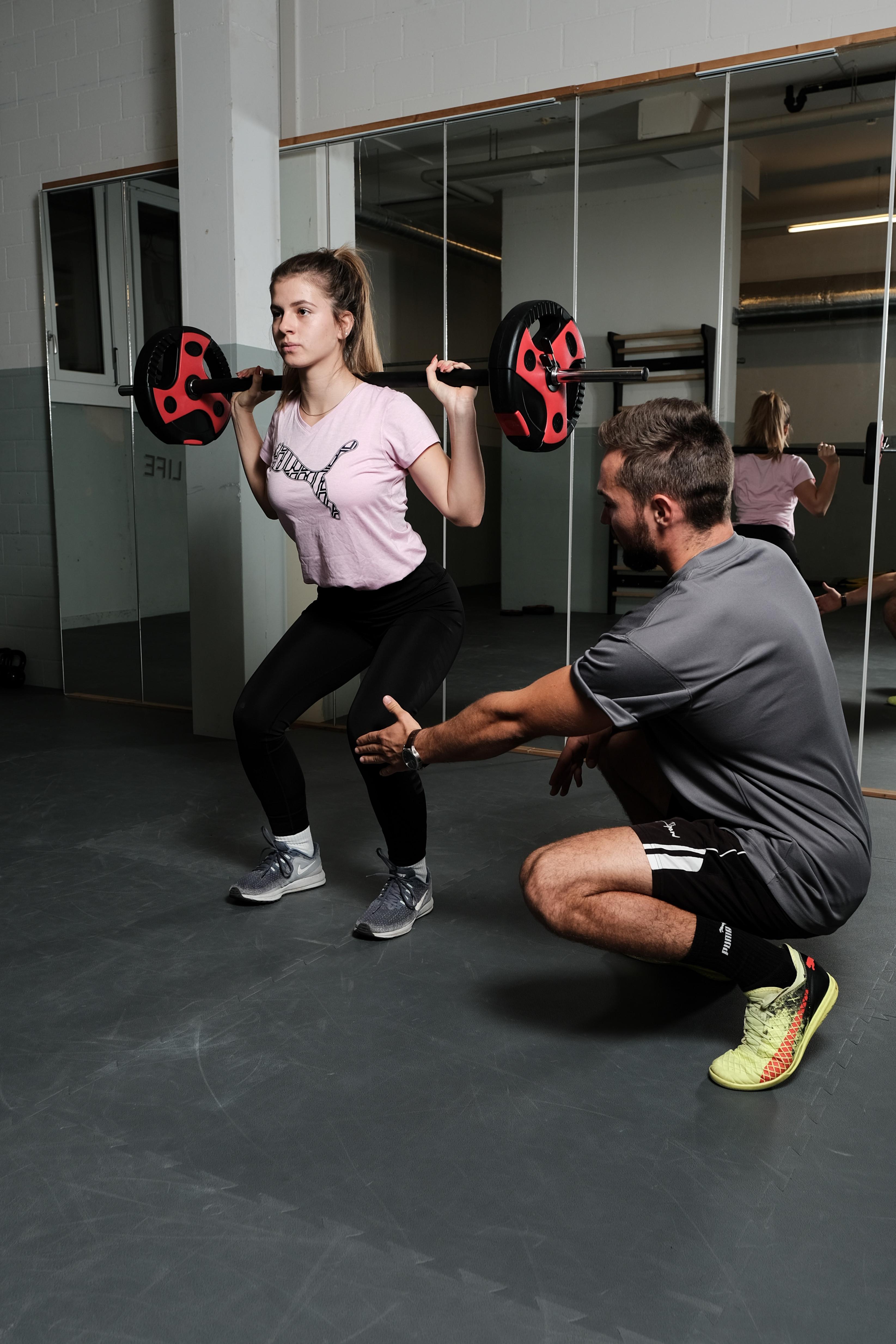 Personal Training & Health Coaching 3 Mt