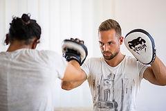 Boxfit Training Groupfitness