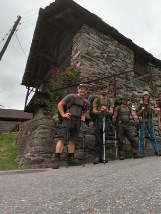 THE WALK Ticino