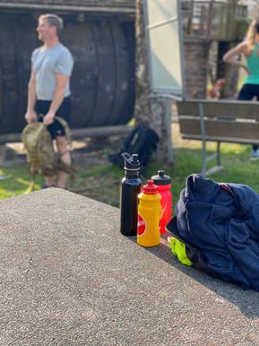 SurviFit Flaschen