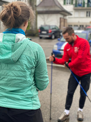 Nordic Walking Technik II