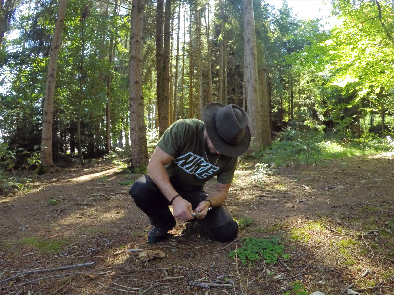 Bushcraft Survival Wochenendkurs