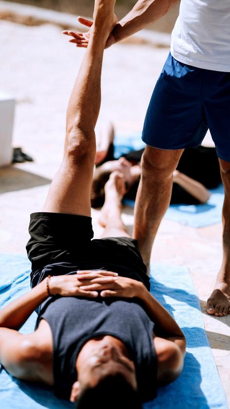 Kurs i Yoga