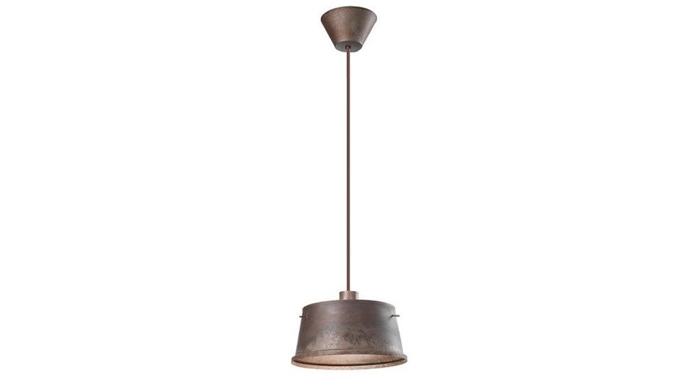 Khonus Rustic Iron Pendant