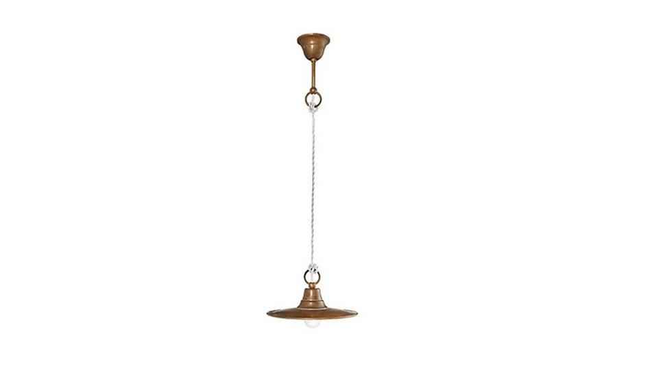 Barchessa Pendant Brass/Copper