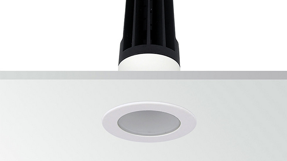 Ecoled ZEP 1 Mini Fixed Fire Rated Downlighter