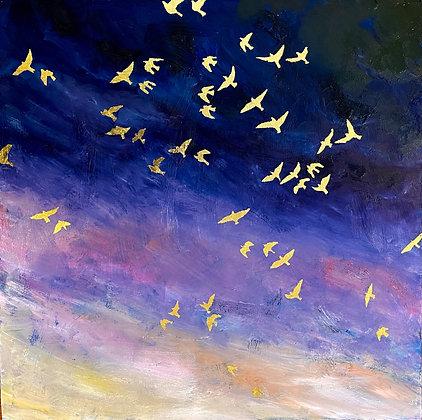 Flight: Daydreaming.