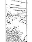 2020 -- September, Snake River, 8.5 x 11