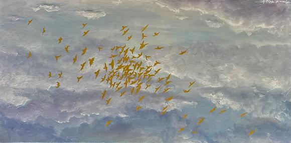 Flight: Daring.