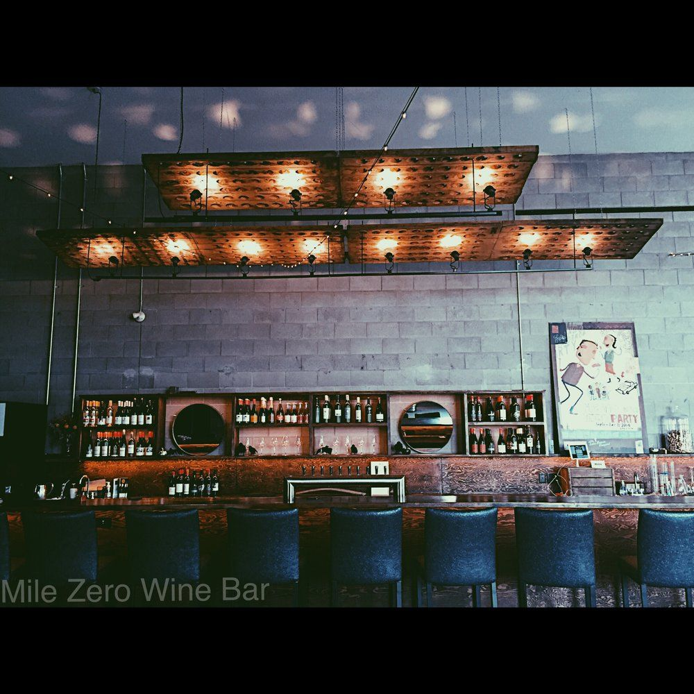 Mile Zero Wine Bar 1