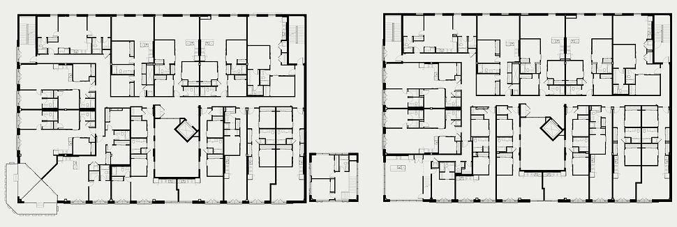 Penticton Apartments Lofts On Main Floor Plan