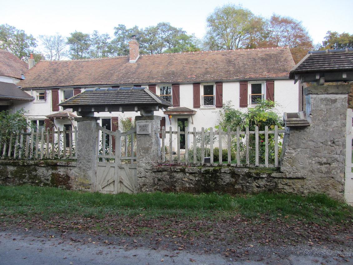 le gîte des jardins de Fontaineroux