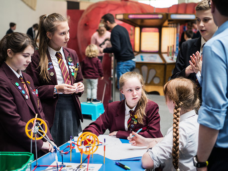 Engineer a Future with STEM NOW