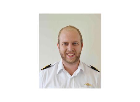 Lieutenant Tom Steadman
