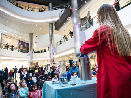 British Science Week at West Quay