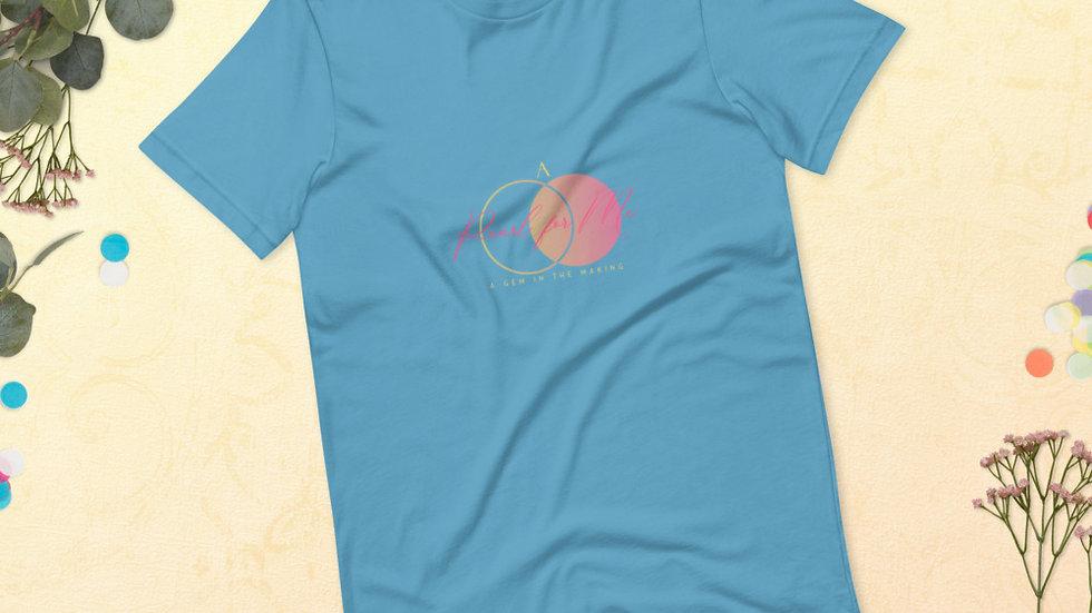 PFM Through my tears... Short-Sleeve Unisex T-Shirt