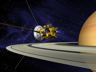 Cassini in Context: The Life and Death of a Space Traveler