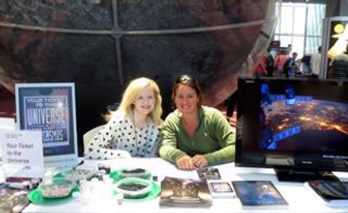 kim arcand and megan watzke book signing
