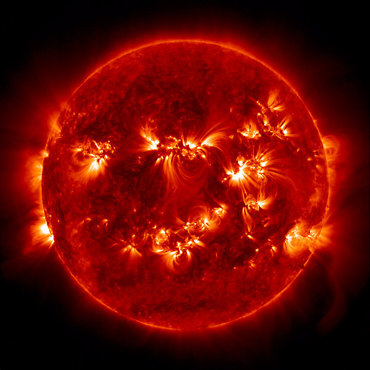 Our Sun in EUV