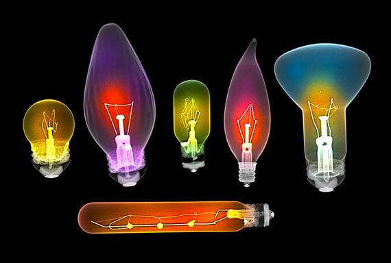 Light Bulbs in X-ray Light