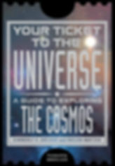 your ticket to the universe book cover