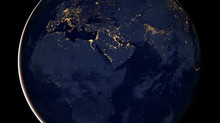 Switch off your lights (for a while) for Earth Hour