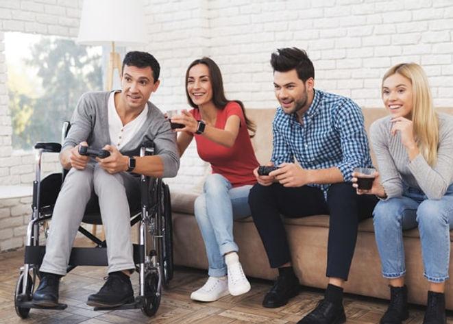 c list salas games video games accessibl