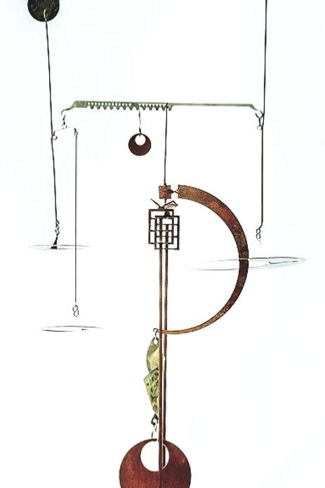 Cantilever pendulum III