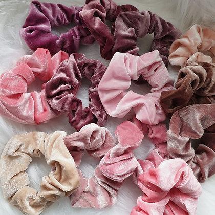 Velvet hairbands