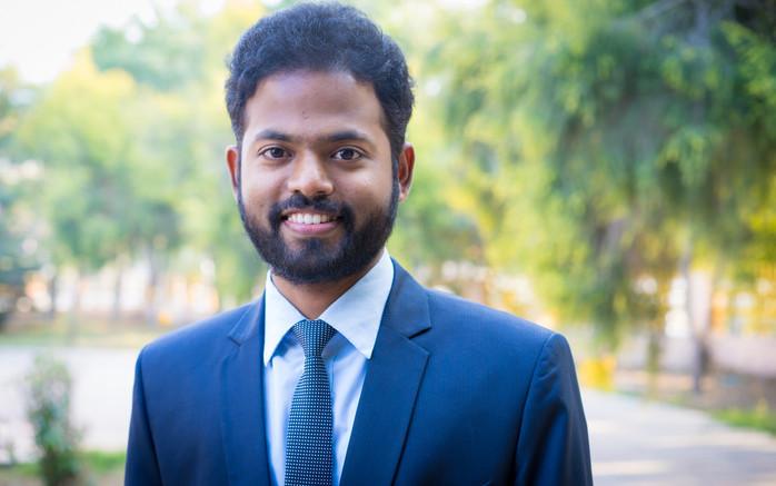 Sreenivas Bandari