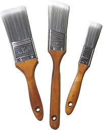Pinsel für Betonfarbe für Kanaldeckel