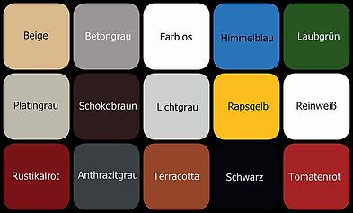 Betonfarbe für Kanaldeckel